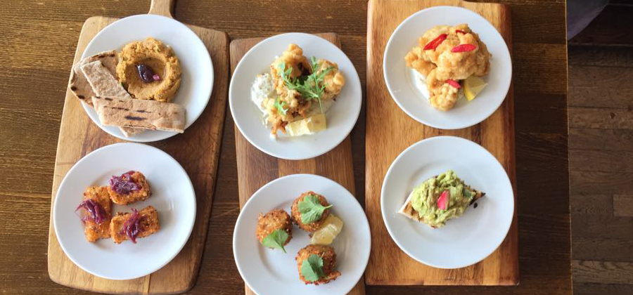 Our Delicious New Small Plates