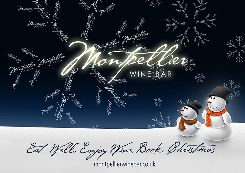 Christmas at Montpellier Wine Bar